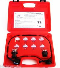 11pc ATE PRO ELECTRONIC FUEL INJECTION SIGNAL NOID LIGHT TESTER SET 31095 GM PFI