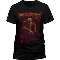 Megadeth Peace Sells T Shirt S M L XL XXL Metal Band Tshirt Official T-Shirt New