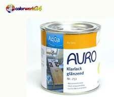AURO Klarlack seidenmatt Nr. 261 0 375 L