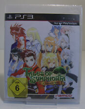 Tales of Symphonia Chronicles Playstation 3 PS3 Neu & OVP factory sealed