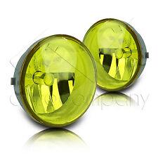 05-11 Tacoma Fog Light w/Wiring Kit & High Power COB LED Projector Bulb - Yellow