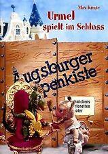 Augsburger Puppenkiste - Urmel spielt im Schloss | DVD | Zustand gut