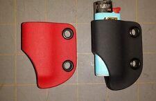 Kydex Lighter Case For Little Bic x2 Handmade