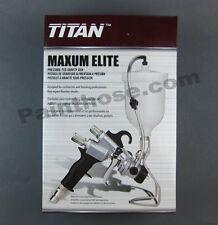 Titan Capspray 0524052 Or 524052 Hvlp Maxum Elite Gravity Gun Oem