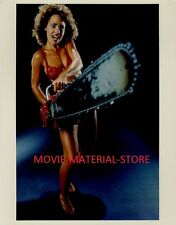 "Michelle Bauer Hollywood Chainsaw Hookers 8x10"" Photo #K7407"
