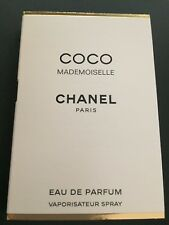 CHANEL COCO MADEMOISELLE EAU DE PARFUM SAMPLE VIAL SPRAY