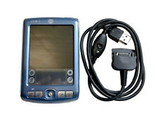 Palm Zire 71 Blue Silver Handheld Pda Pilot Digital Organizer Planner Touchscree