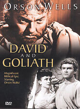 David and Goliath (DVD, 2004) -  **DISC ONLY**