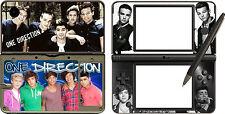 Nintendo DSi XL ONE DIRECTION 1D Vinyl Skin Sticker