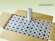 "50 Sediment Water Filter Cartridges Whole House Biodiesel WVO SVO 10"" x 2.5"""