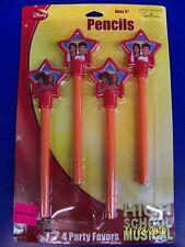 High School Musical Disney Movie Kids Birthday Party Favor Pencils