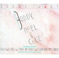 Bobby, Noel & Cole (...Loves Cole Porter/...Is Mad About Noel Coward) by Bobby S