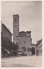 BOLOGNA - Via Zamboni - Chiesa di S.Giacomo - Foto Cartolina G.Vettori 1933