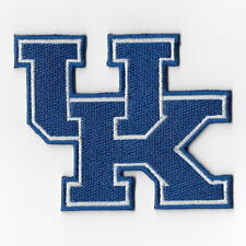 NCAA Kentucky Wildcats Iron on Patches Embroidered Applique Badge Emblem Logo