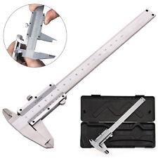 """New 6""""/150mm Vernier Caliper Gauge Micrometer Stainless Steel Measuring Tools"""