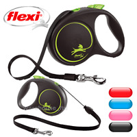 Flexi Dog Lead Design 5m Large, Med Tape or Cord Retractable New 2021 Model