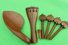 1 set high quality jujube wood Viola fittings, Viola Parts Accessories