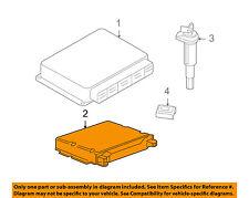 BMW OEM Ignition System-ECM PCM ECU Engine Control Module Computer 12147541531
