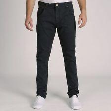 hommes Brave Soul CHASSE héritage Jeans coupe slim en taille 34 régulier