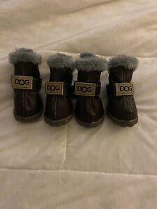 dog boots large