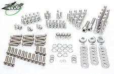 Stainless Steel Bolt Kit for 300zx z32 Engine Bay 157pce Dress Up