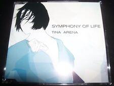 Tina Arena Symphony Of Life Australian 4 Track CD Single