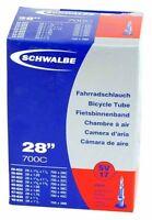 Schwalbe SV17  Inner Tube 700c 29er 28 inch Presta Valve