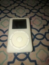Vintage Apple Ipod 2nd Generation 10GB TOUCH WHEEL (A1019) Mp3 Player