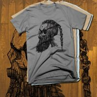 Military Warrior T-Shirt Army Navy Seals Marines Special Forces Ranger Viking