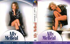 Ally McBeal - Season Staffel 5 Fünf - Box 1 / Calista Flockhart Greg Germann