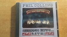 Phil Collins ‎– Serious Hits...Live!  - 1990 - COME NUOVO