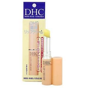 ☀DHC Lip Cream Moisture With Olive Oil Vitamin E And Aloe 1.5g Japan Import