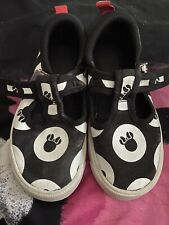 Girls Clarks Minnie Mouse Shoes Size 7