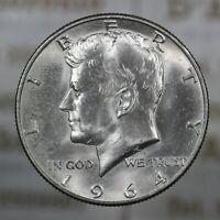 DN - Stati Uniti - 1/2 Dollaro 1964 - A323-799
