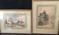 19th Century (2) Thomas Shooter Boys lithographs