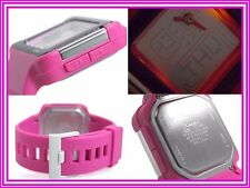 LCF-20-4D Pink Casio Poptone Ladies Analog Sport Watches World time Brand-New