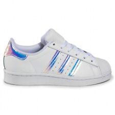 Adidas Superstar J FV3139 Donna Ftwwht/Ftwwht/Ftwwht