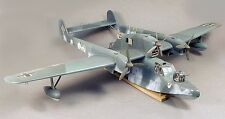 Blohm & Voss BV 138 Sea Dragon Flying Boat Aircraft Wood Model Free Shipping New
