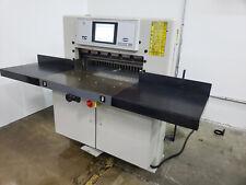 "Challenge 305 Xg / Tc Hydraulic Programmable 30.5"" Paper Cutter"