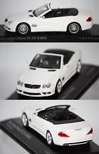 Minichamps Mercedes Benz SL55 AMG 2007 Blanc 1/43 400036170