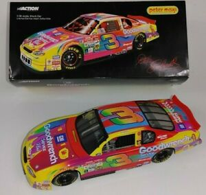 Dale Earnhardt Sr #3 Peter Max GM Goodwrench 2000 Monte Carlo 1:18 Diecast Car