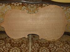 Tonholz, Tonewood, schöner gefräster Celloboden, 3/4 Anegree