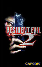 Framed Gaming Print – Resident Evil 2 PlayStation 1 Edition (Picture Poster Art)