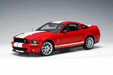 2005 FORD MUSTANG SHELBY GT500 COBRA RED AUTOSHOW VERSION 1:18  BY AUTOart 73051