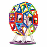 Magformers Carnival 46 Piece Set - Children's Magnetic Construction Shapes Toy