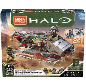 Mega Construx Halo® Infinite Skiff Intercept GNB21