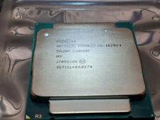 SR20P Intel Xeon E5-1620v3  3.5GHz Quad Core CPU Processor