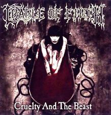CRADLE OF FILTH cruelty and the beast (CD album) black metal