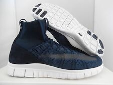 NIKE HTM FREE MERCURIAL SUPERFLY SP DARK OBSIDIAN NAVY BLUE SZ 8.5 [667978-441]