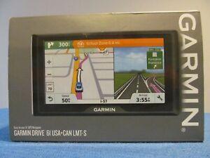 "NEW GARMIN DRIVE 6I GPS UNIT PRELOADED MAPS LIVE TRAFFIC 6.1"" SCREEN EASY TO USE"